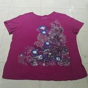 Women's Purple Tee